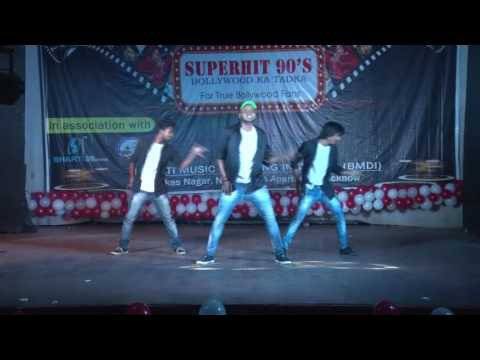 O oo jane jana Choreography by rahul........
