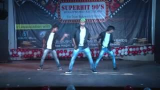 o oo jane jana choreography by rahul