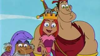 Dave the Barbarian episode 4 Civilization/The Terror of Mecha-Dave