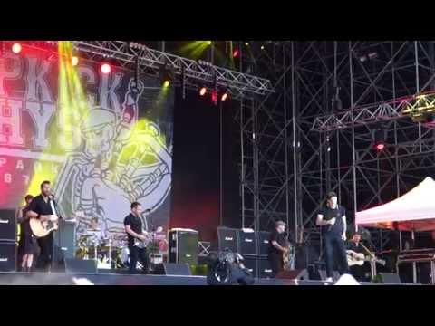 Dropkick Murphys - Jimmy Collins Wake (Live @ Musilac 2014)