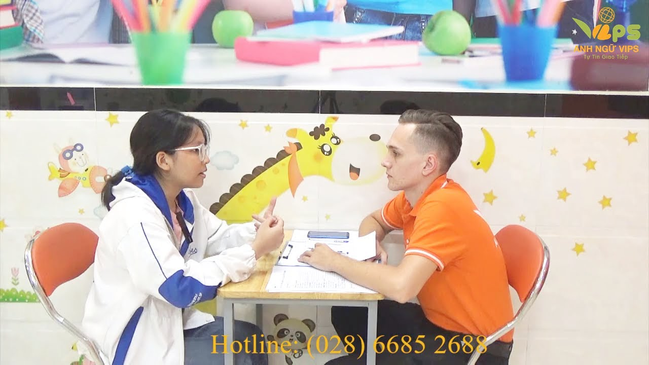 Speaking Test - IELTS (Band 5) - Hien Luong