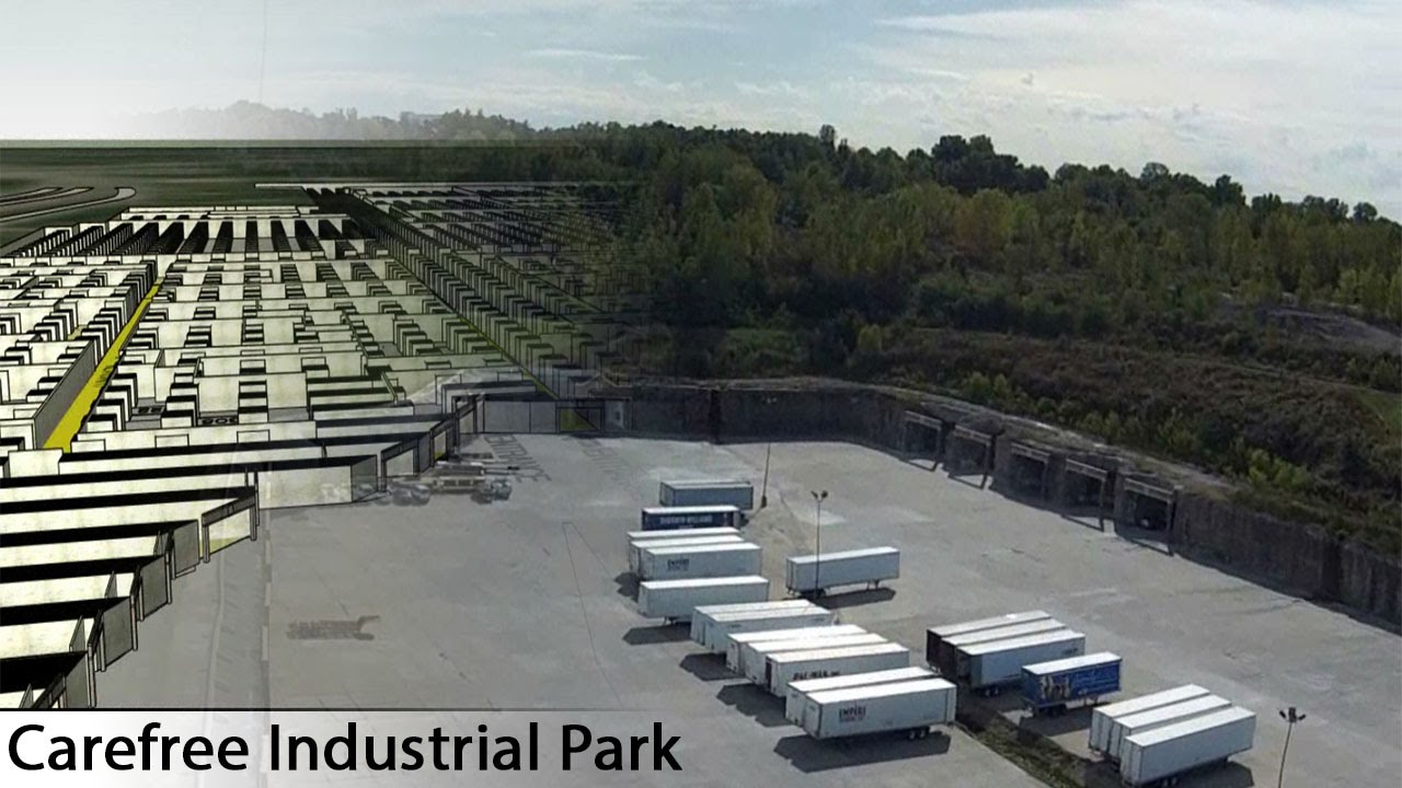 Carefree Industrial Park Youtube