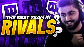 Yassuo | ARE WE THE BEST TEAM IN TWITCH RIVALS?!? (Twitch Rivals Scrims)