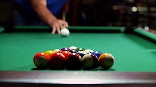 Pool Table - Why Does a Pool Table Need a Super Strong Magnet?