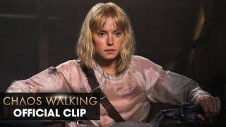 "<b>Chaos Walking</b> (2021 Movie) Official Clip ""Viola Escapes"" – Tom ..."