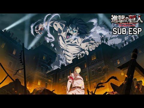 Shingeki No Kyojin Temporada 4 - Trailer Oficial Sub Español HD