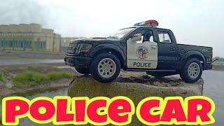 Centy Ford Police car full review|kids die cast Police car|best review of Police toy car|play toykid