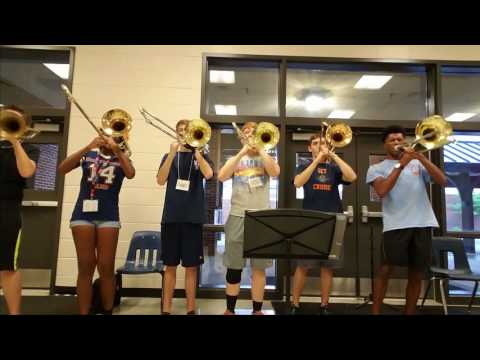 Til There Was You Trombone Sextet Practice 72717