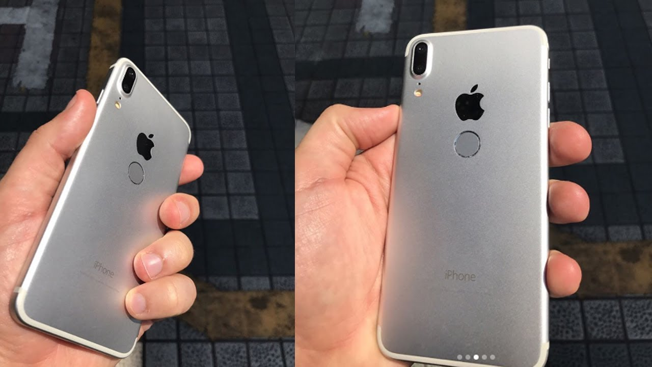 APPLE iPhone 8 NEW CLONE LIVE HANDS-ON with No Home Button ...