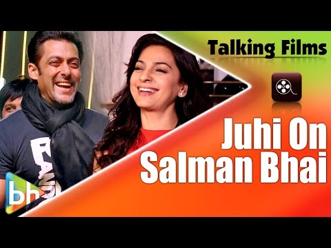 I'm The Only Who Can Afford To Call Salman Khan As Bhai Says Juhi Chawla