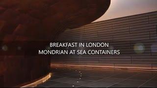 Mondrian - Breakfast in London