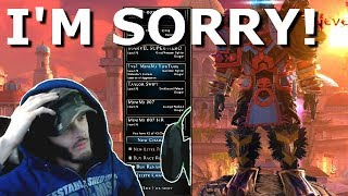 Neverwinter I'M SORRY!