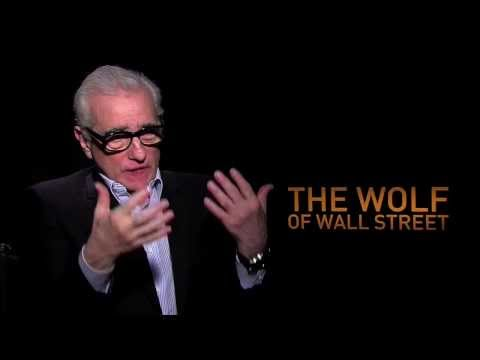 "Giorgio Armani - Martin Scorsese Interview on ""The Wolf of Wall Street"""