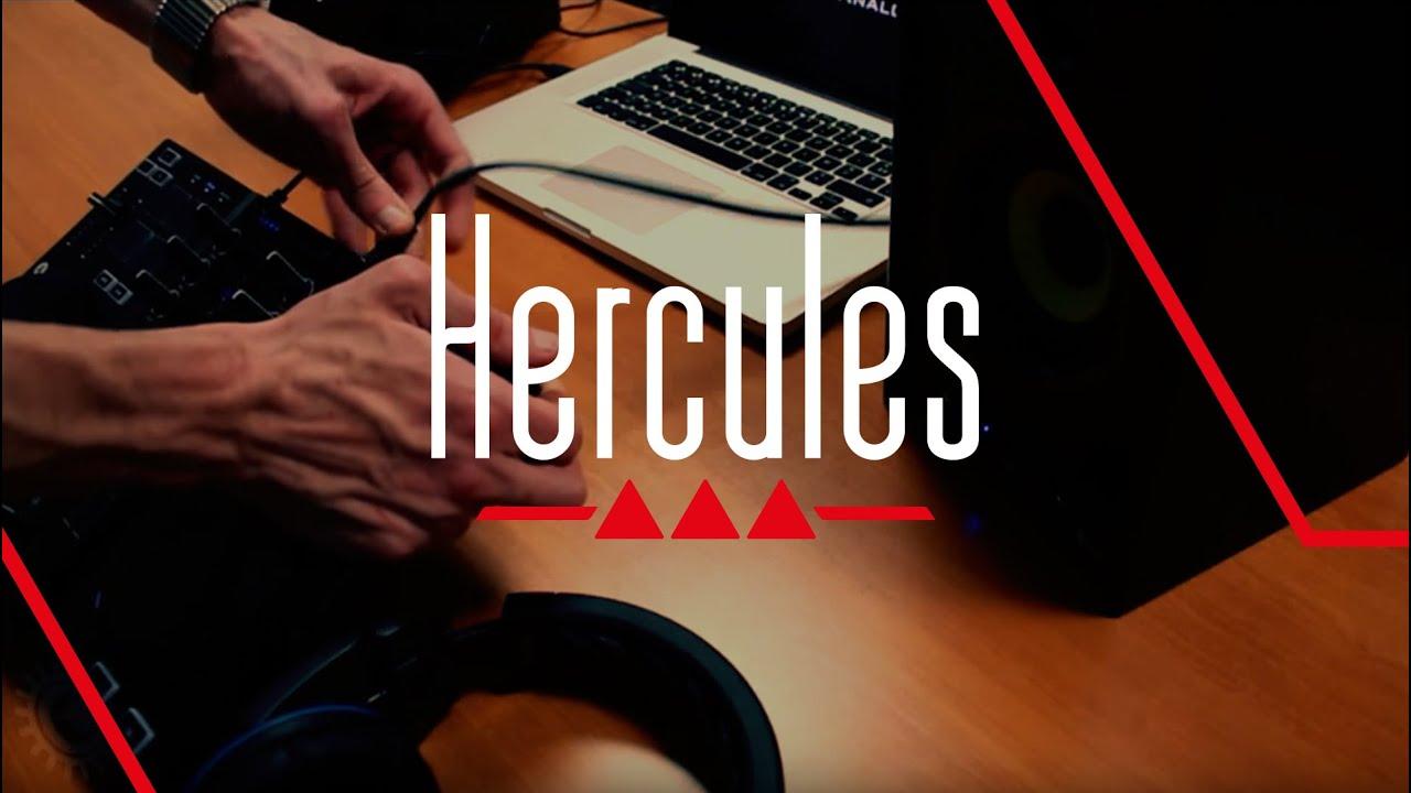Hercules Dj Control Air Tutorial 1