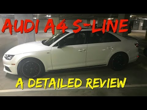 2018 Audi A4 - A Detailed Review