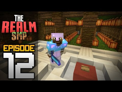 Realms Multiplayer Survival Ep. 12 - MASSIVE COCOA BEAN FARM - Minecraft PE (Pocket Edition)
