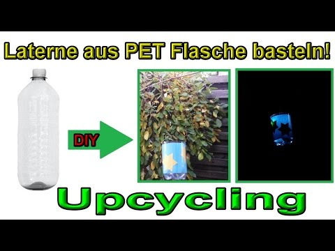 diy laterne aus pet flasche selber basteln laternen selbst machen upcycling ideen youtube. Black Bedroom Furniture Sets. Home Design Ideas