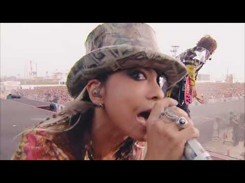 L'Arc en Ciel   driver's high + pretty girl  LIVE  L'ArCASINO
