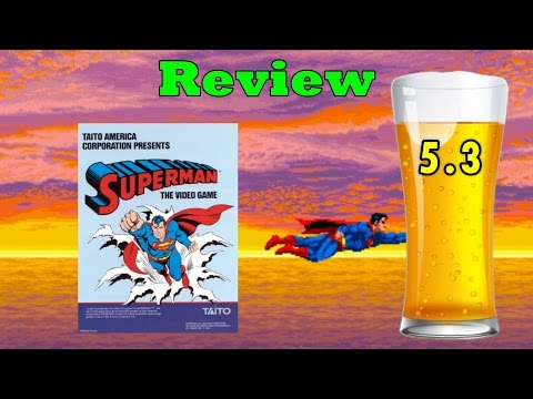 DBPG: Superman Review (Arcade)