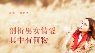 龍德 仁波切:剖析男女情愛 其中有何物What's inside the love of man and woman? thumbnail