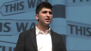 What if Technology Could be Personalized for You? | Alireza Tahmasebzadeh | TEDxTehran