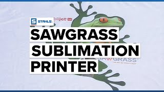 Up Close: The SawGrass Virtuoso Sublimation Printer