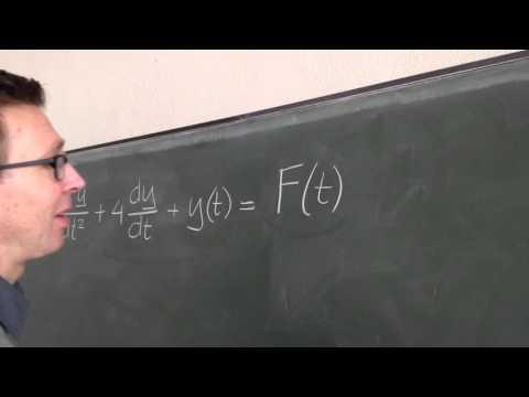 Differentiaalvergelijkingen: Wat is een DV? from YouTube · Duration:  3 minutes 43 seconds