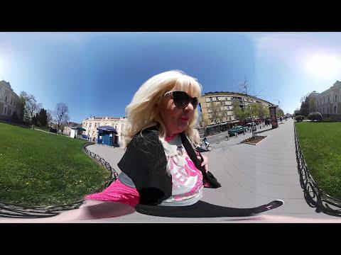 Krusevac u 3D 360 Gear Camera Serbia   dnevnik uzivo izbori blog rts