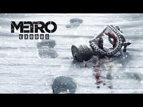 METRO Exodus(#4) واخيرا اللعبه المنتظره ميترو اكسودس
