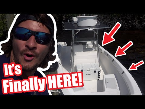 Turning An OLD Boat Into A NEW Boat! Watch This