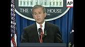 Briefing Room: Trump pays tribute to Bush, shutdown