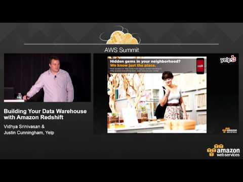 AWS Summit 2015: Yelp - Building Your Data Warehouse with Amazon Redshift
