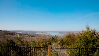 Branson French Country Lake View Home