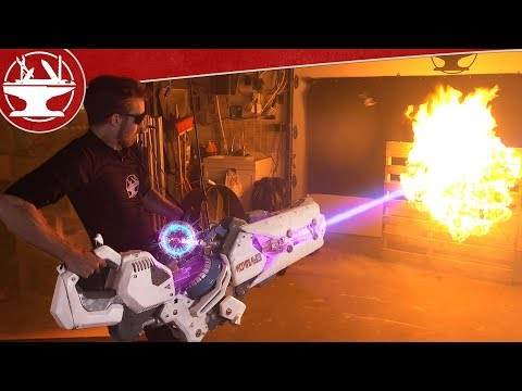 Make it Real: Zarya's Particle Cannon PART 33