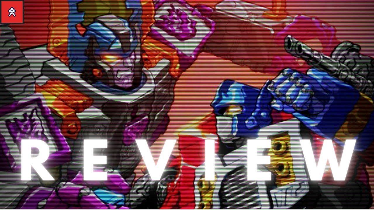 Transformers Aramda Cartoon Review by ZetaVS