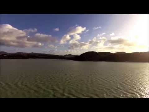 Antigua Time lapse From the Carnival Conquest