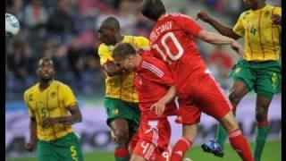Rusia empata sin goles frente a Camerún en partido amistoso
