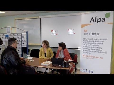 """Afpa Albi : des formations pour """"changer de vie"""" !"""