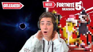 Schwarzes Loch kommt ZURÜCK?! Season 5 GELEAKED.. (Achtung Spoiler)