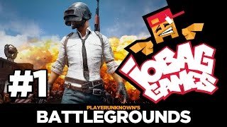 IOBAGG - Player Unknown's BATTLEGROUNDS