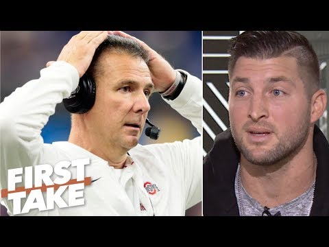 Tim Tebow: Urban Meyer's retirement was 'the right thing' for him and his family | First Take