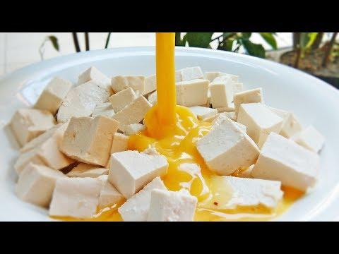 #DiRumahAja #SamaSaya  Kali ini aku mau share cara masak tahu yang simple tapi enak banget. Cocok banget nih dimakan kalau ....