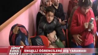 Gambar cover ENGELLİ ÖĞRENCİLERE DİŞ TARAMASI