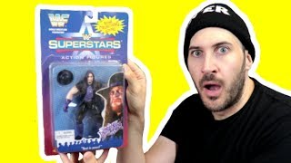 RARE 22 Year Old Undertaker Action Figure UNBOXING!!! (WWE / WWF)