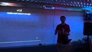 День знаний в Ключе. node.js — прошлое и будущее