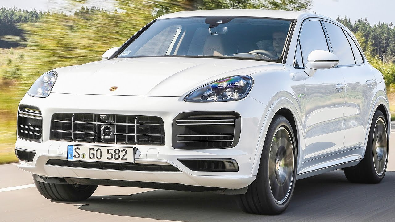 The New Porsche Cayenne Turbo S E Hybrid 2020 Supercar Power With Hybrid Abilities Specs Price Youtube