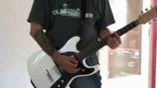 The Ramones - Pinhead (guitar cover V.2)