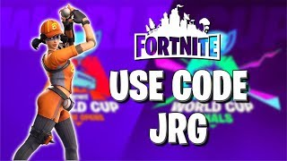New Support A Creator Code - JRG || Open Division || Stretch ! Res || Fortnite India