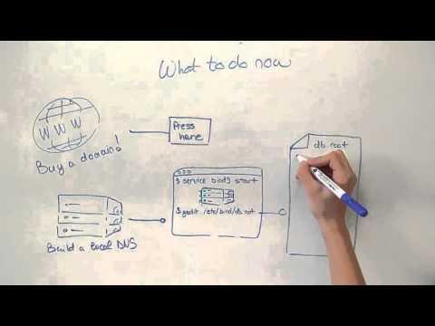 How to setup a mail server