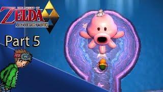 The Legend Of Zelda a Link Between Worlds part 5 a mothers loss